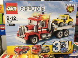 レゴ クリエイター 7347 ハイウェイピックアップ