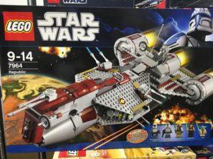 レゴ スターウォーズ 7964 リパブリック・フリゲート