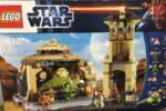 レゴ スターウォーズ 9516 ジャバの宮殿