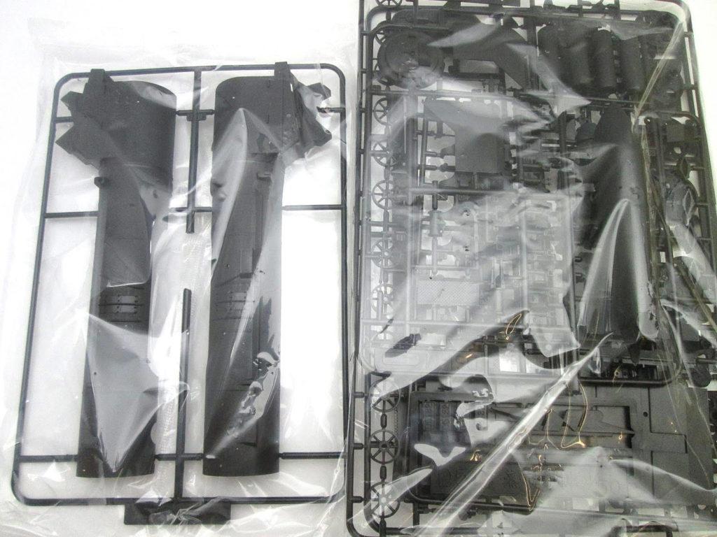 アリイ 1/50 蒸気機関車 D51 ナメクジ 車体パーツ