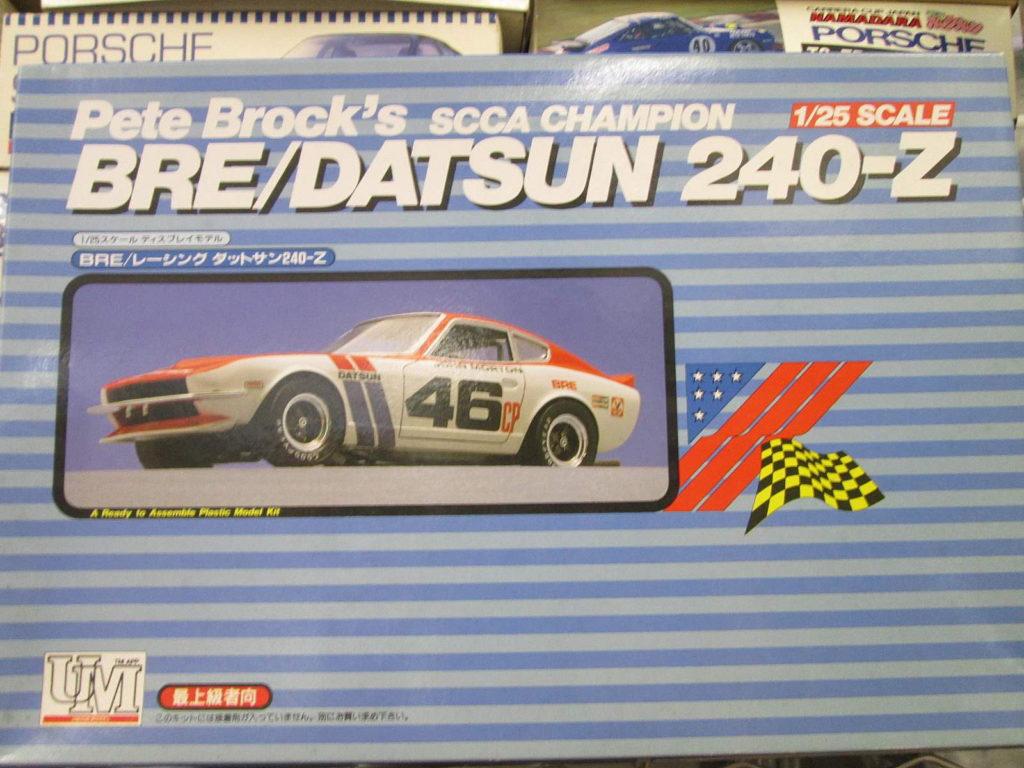 ユニオン 1/25 BRE/レーシング ダットサン240-Z