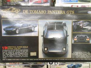 マルイ 1/24 デ・トマソ・パンテーラ GTS
