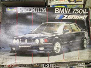 レベル 1/24 BMW750iL
