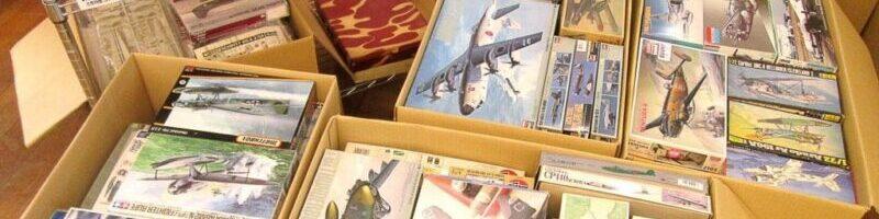 飛行機の模型やプラモデル