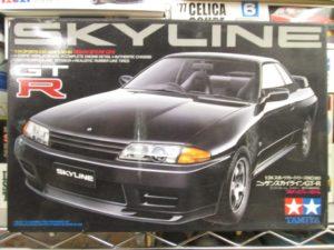 タミヤ 1/24 ニッサン スカイライン GT-R