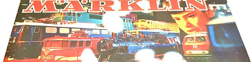 メルクリン鉄道模型パッケージ