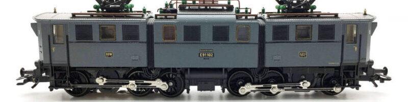 メルクリン鉄道模型