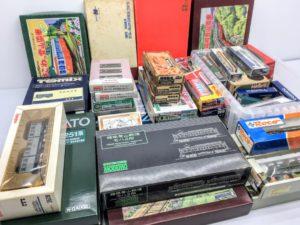 メルクリンやHOゲージなど、鉄道模型を神奈川県藤沢市より多数買取頂きました!