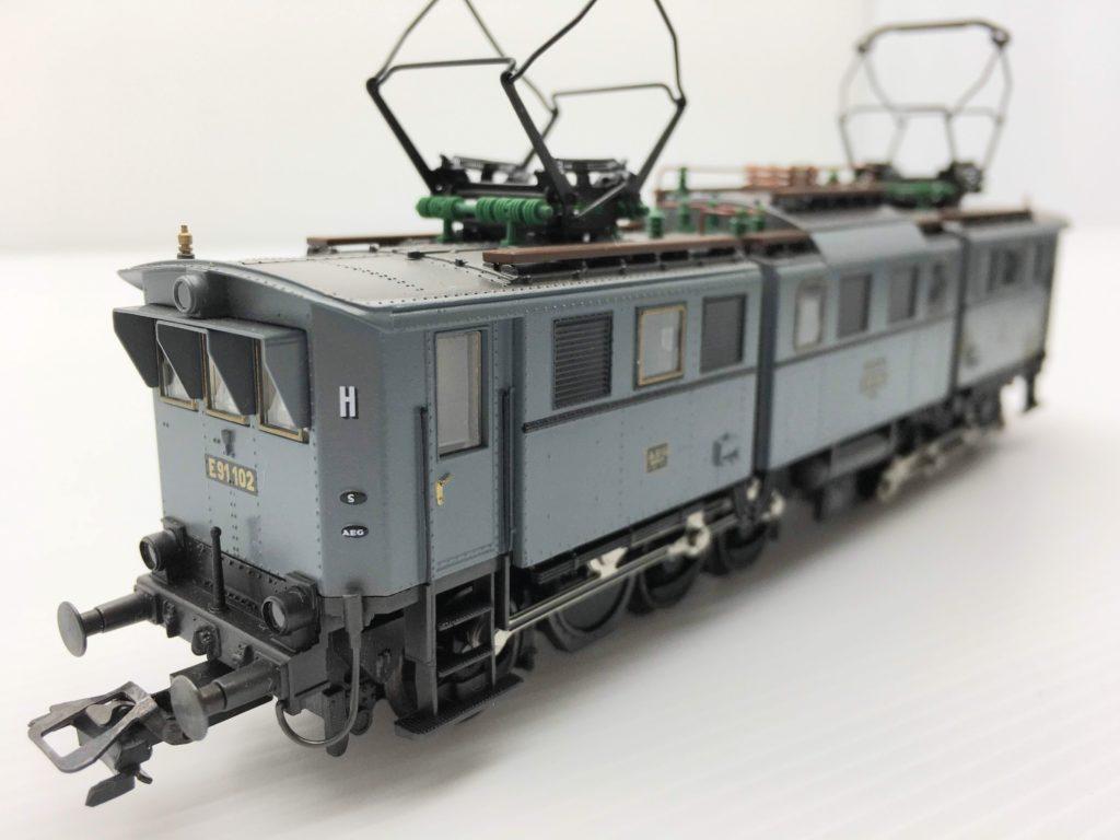 メルクリン ドイツ国鉄 電気機関車 E91形