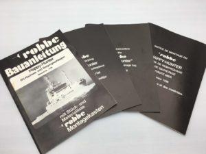 robbe オランダ サルベージタグボート ハッピーハンター 資料