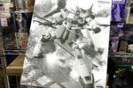 BANDAI(バンダイ) 1/100 MG RMS-108 マラサイ ユニコーンカラーVer. ホビーオンラインショップ限定