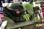 RG MS-06F ザクII リアルタイプカラーVer.