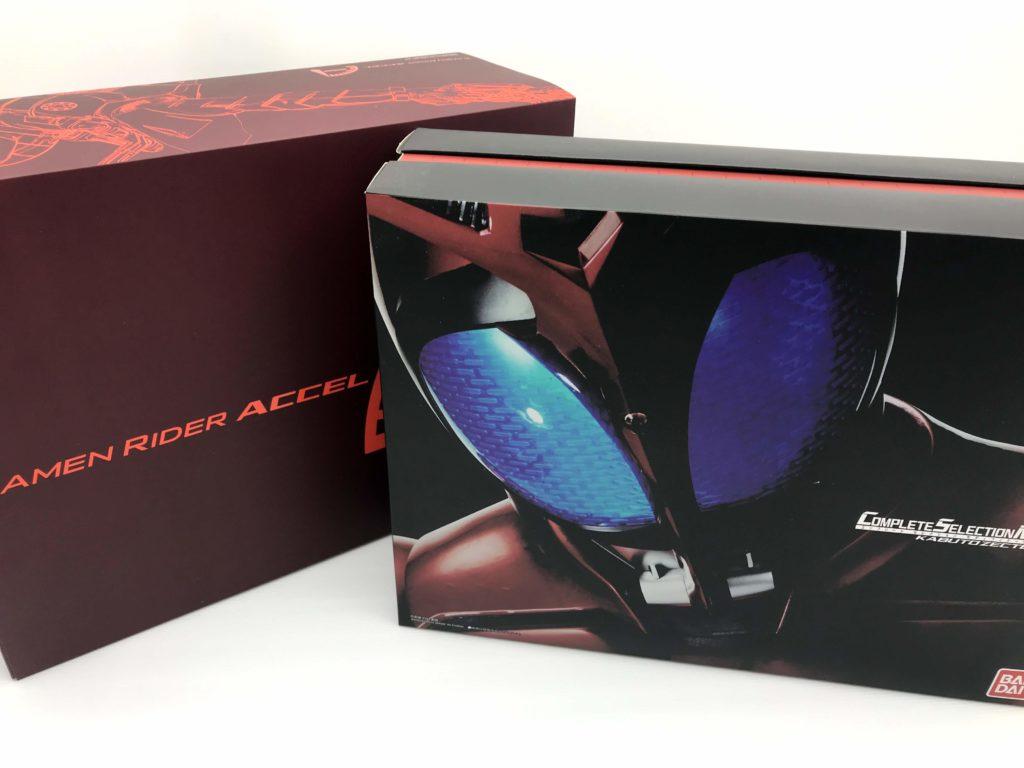 CSM カブトゼクター、 CSM アクセルドライバーの買取紹介