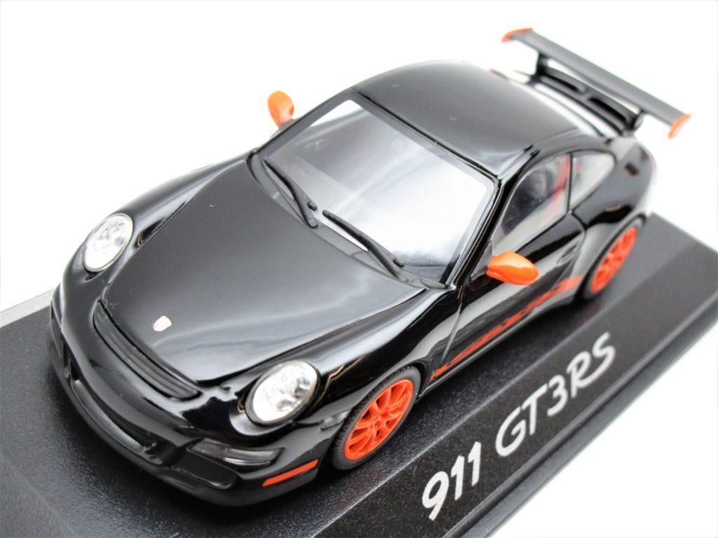 ミニチャンプス 1/43 ポルシェ 911 GT3RS