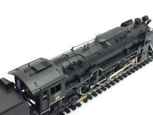 天賞堂 国鉄 C62 2 蒸気機関車 No.491 トップ