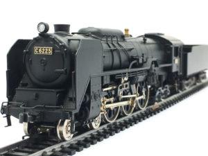 カツミ KTM C62型蒸気機関車 完成品 HO