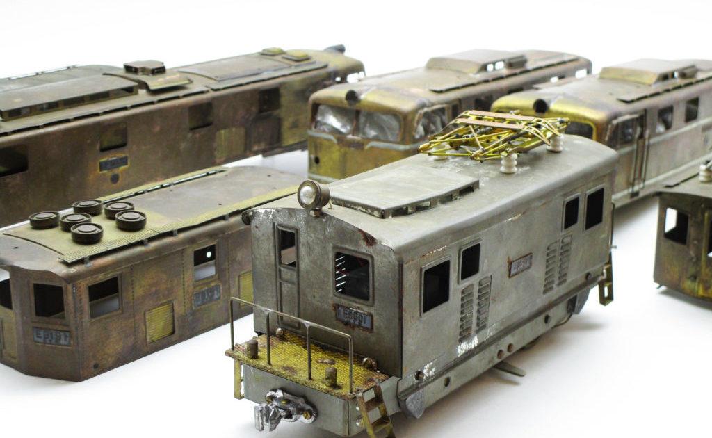 NゲージやHOゲージ、OゲージやZゲージなど各種鉄道模型を買取頂きました!
