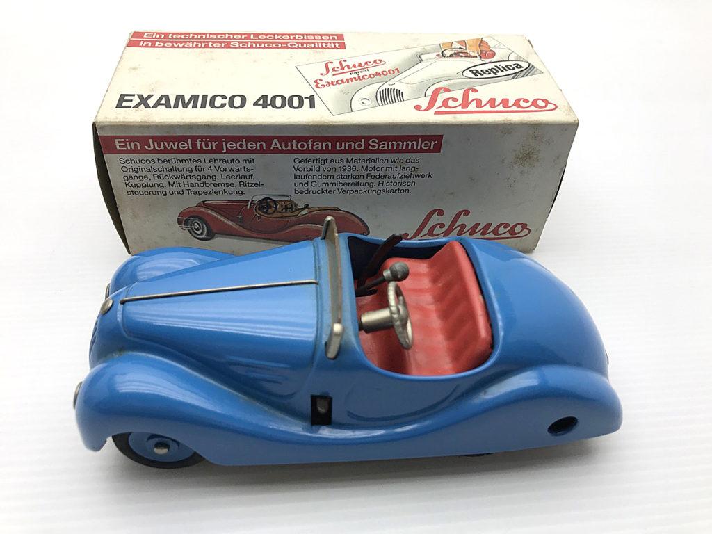 シュコーミニカー Schuco Examico 4001