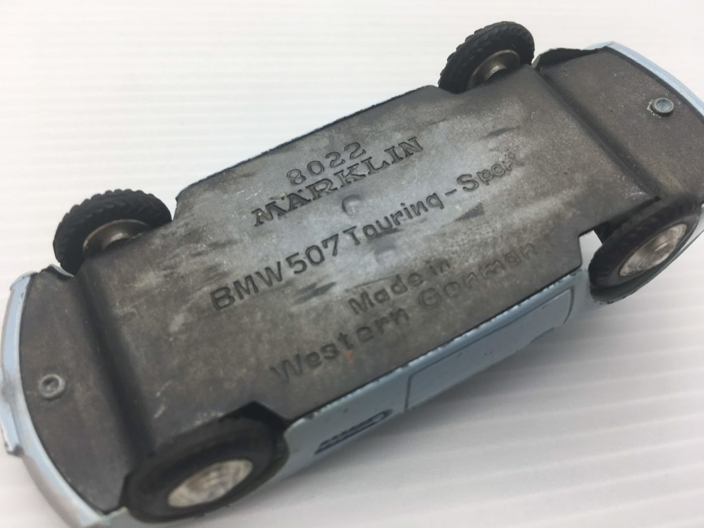 メルクリン #8022 BMW507