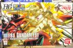バンダイ HG 1/144 ガンダムF91 vs 残像イメージクリアーver.