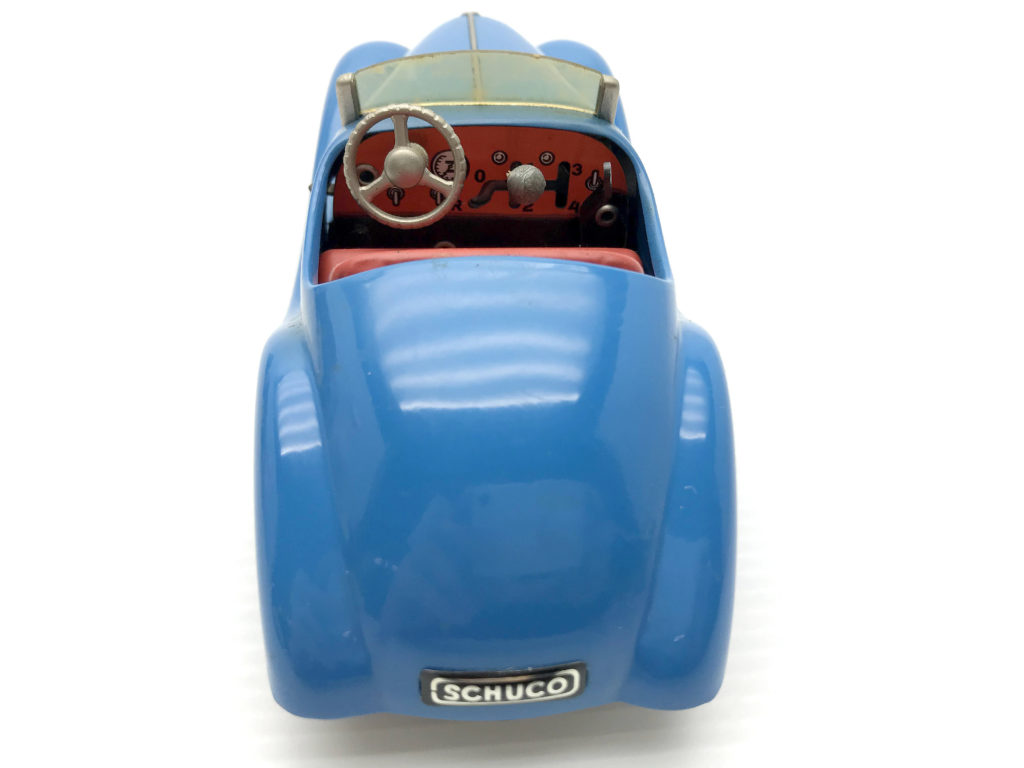 シュコーミニカー Schuco Examico 4001 BMW ロードスター
