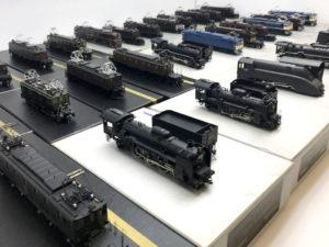 30両以上のHOゲージや鉄道模型の出張買取に神奈川県三浦郡へ伺いました!