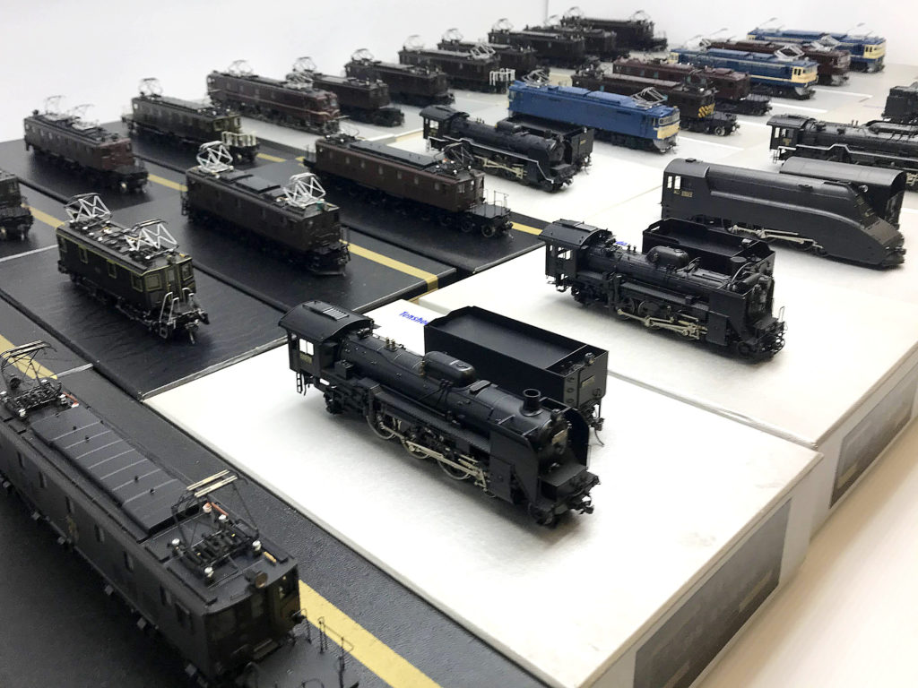 神奈川県へ、30両以上のHOゲージや鉄道模型の出張買取に伺いました!
