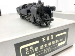 天賞堂 C11形 蒸気機関車 3次型