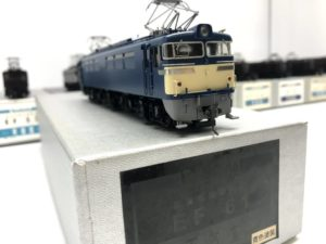 天賞堂 EF61 青色塗装 HOゲージ
