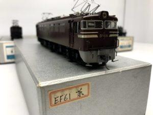天賞堂 EF61 茶色 HOゲージ