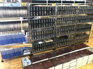 千葉県千葉市へ500巻を超えるデアゴスティーニ・アシェットの出張買取に伺いました!