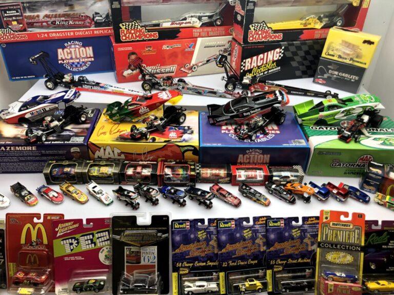 NASCARやアメ車など沢山のミニカーの出張買取に埼玉県へ伺いました!