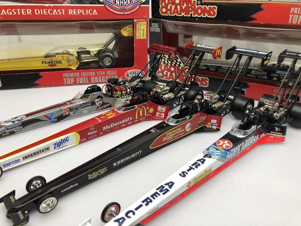 NASCARやファニーカーなどミニカー各種