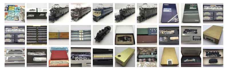 鉄道模型買取新着