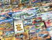 東京都世田谷区へ、マイティジャック秘密基地など絶版プラモデルの出張買取に伺いました!